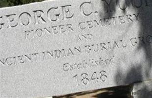 George C. Yount Pioneer Cemetery