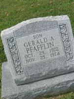Gerald A. Pfafflin