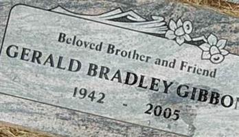 Gerald Bradley Gibbons