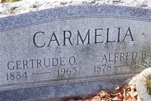 Gertrude O Carmelia