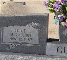 Gordie L. Guy