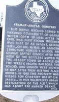 Graham-Argyle Cemetery
