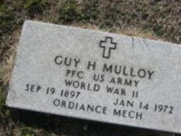 Guy Handley Mulloy