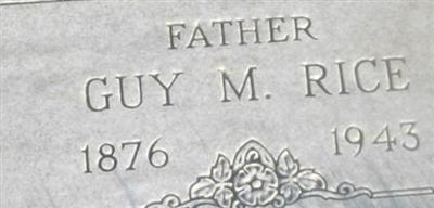 Guy M. Rice