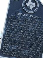 Handley Cemetery