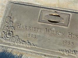 Harriett Wilson Huston