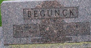 Henry J Begunck