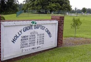 Holly Grove Baptist Church Cemetery