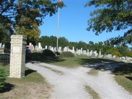 Home Cemetery