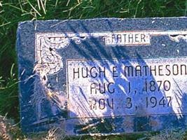 Hugh Edward Matheson