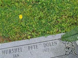 Hurshel 'Pete' Dolen Talley