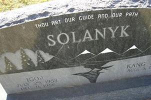 Igor Solanyk