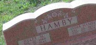 India B. Hamby