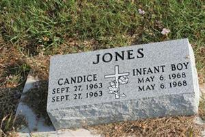 Infant Boy Jones