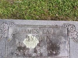 James Earl Brown