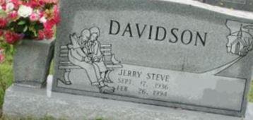 Jerry Steve Davidson