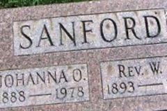 Johanna O. Sanford