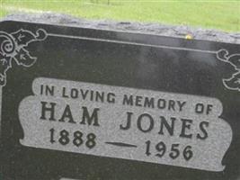 """John Hamleton """"Ham"""" Jones"""