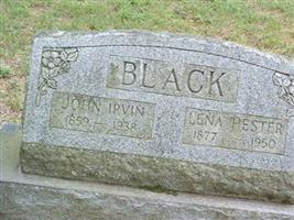 John Irvin Black