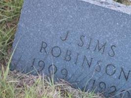 Jonathan Sims Robinson
