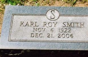 Karl Roy Smith