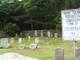 Knight Hill Road Cemetery