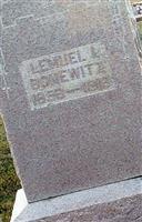 Lemuel I. Bonewitz