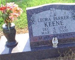 Leora A. Parker Keene