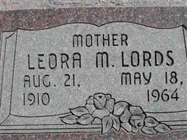 Leora Ellen Murdock Lords