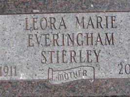 Leora Marie Everingham Stierley