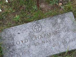 Lloyd Chapman, Jr
