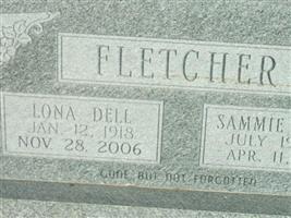 Lona Dell Mackey Fletcher
