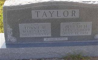 Lonnie Harrison Taylor