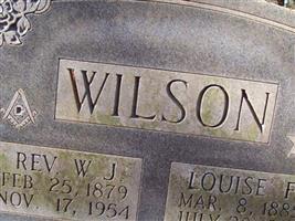 Louise F Wilson