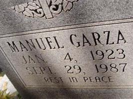 Manuel Garza