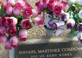 Manuel Martinez Cordova