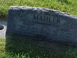 Maria Mahler
