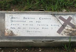 Mario Ramirez Cordero