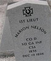 Marion Nelson