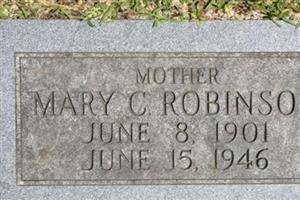 Mary C Britt Robinson