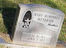 Mary Humphrey Patterson