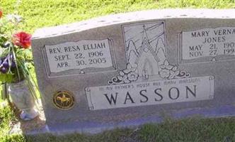 Mary Verna Jones Wasson