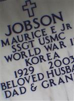 Maurice Elmer Jobson, Jr