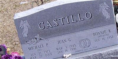 Michael P. Castillo