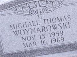 Michael Thomas Woynarowski
