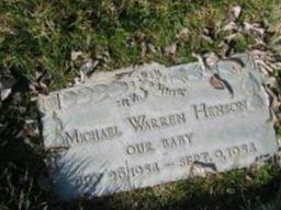Michael Warren Henson