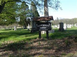 Mount Marion Cemetery