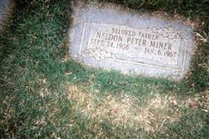 "Neldon Peter ""Pete"" Miner"
