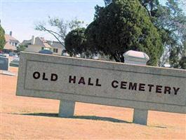 Old Hall Cemetery