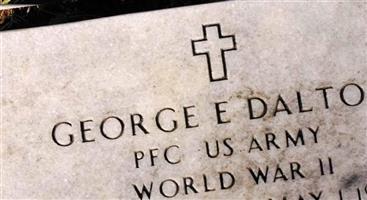 PFC George E. Dalton